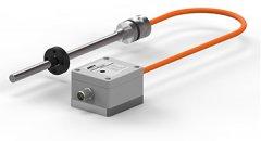 位移传感器与模拟量输入模块的接线